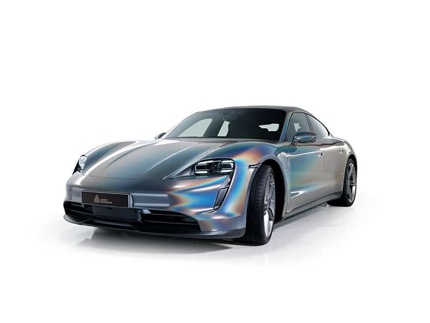 Avery Dennison New Gloss Supreme Wrapping Film Colors