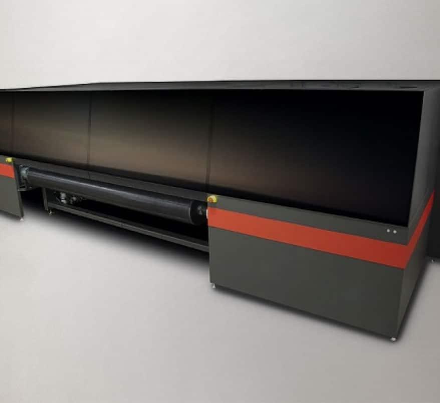 EFI High-Speed Hybrid Press