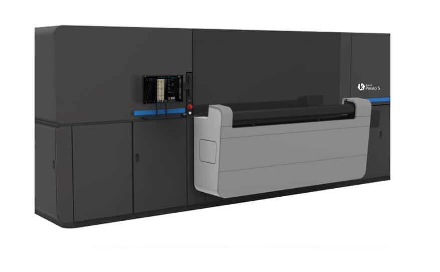 Kornit Presto RTR Direct-to-Fabric Printer